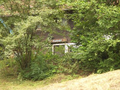 Photo for Former farmhouse in absolute solitude in the Bavarian Forest
