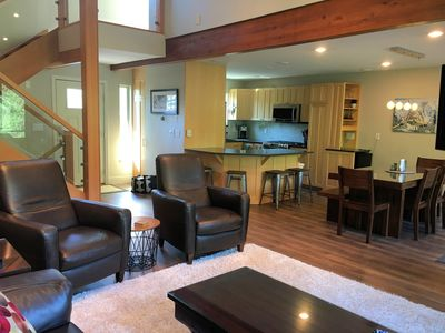 Photo for Alyeska Resort Base- Beautiful Townhouse with Awesome View-Sleeps 9