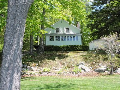 Photo for Wonderful Old Time Winnipesaukee Lake Camp With 4 Bedrooms