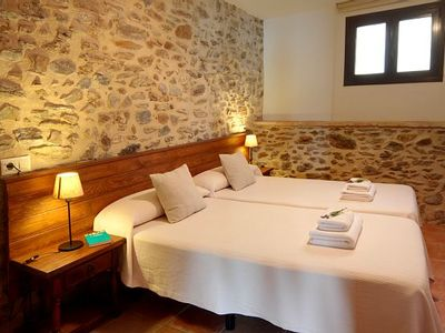 Photo for Self catering Vilars 10 for 6 people