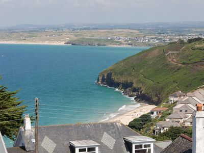 Photo for Spacious holiday home with gorgeous sea views.  Short distance to St. Ives