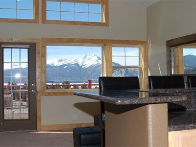 Photo for Amazing View of Lake & Mountains , Beautiful Townhome