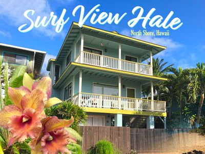Photo for SURF VIEW HALE - across the street from the beach!