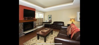 Super Corner Suite Solara Private setting, Premium Stayz Canmore - Canmore