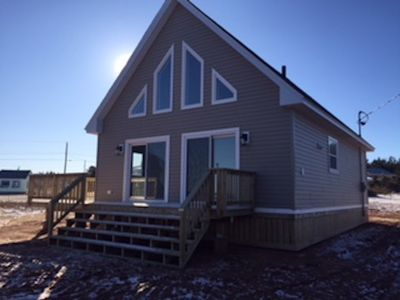 Photo for Connor's Ocean Front Beach House in Savage Harbour, PEI
