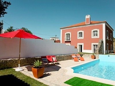 Photo for 4BR Villa Vacation Rental in Alcabideche, Cascais