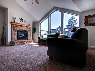 Photo for Secluded Boulder House - Next to National Forests!