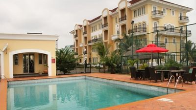 Photo for Beautiful Lake/Pool View 3 Bedroom Apartment, Located At Lekki Phase 1, Lagos