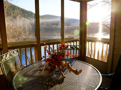 Photo for Pointe Royale ~ Lakefront ~ Peaceful ~ Vibrations ~ 3 bedrooms