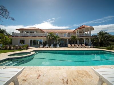 Photo for Casa Los Suenos Fantastic Luxury Oceanfront Villa