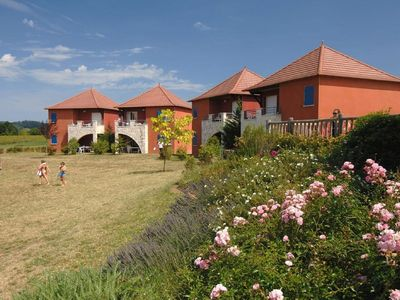 Photo for Holiday park in Prayssac, located between the vineyards of Cahors