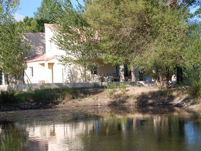 Photo for South France villa Feet In Water, Gignac,