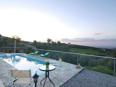 Photo for Peaceful Holiday Home in Agia Triada with Swimming Pool