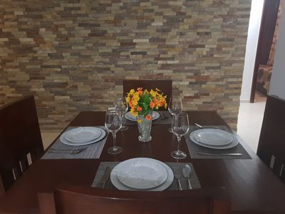 Photo for Nice & Cozy 3bd Apartment Near everything in Santiago!