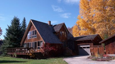 Photo for West Glacier Home on the Wild and Scenic Flathead River