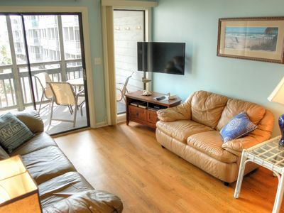 Photo for Spacious condo located in the popular Shore Drive area and offers an oceanfront pool