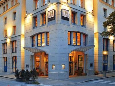 Photo for NH Salzburg City, hotel - double room with shower or bath, toilet