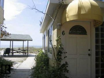Gulf Sands Cottages..Direct Gulf Front, Cabana Area!