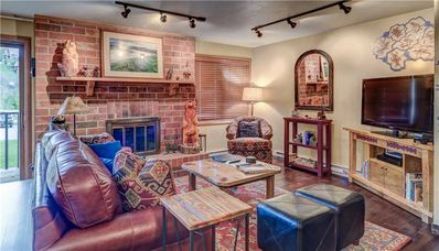 Photo for Bear Claw 107: 2 BR / 2 BA condo in Steamboat Springs, Sleeps 8