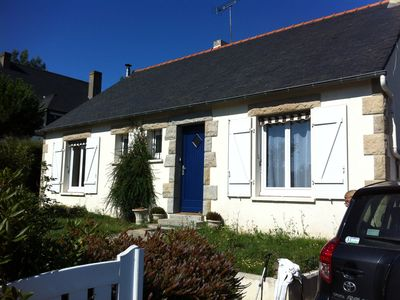 Photo for House with Garden Centre St Jacut - Brittany seaside