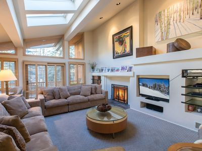 Photo for Large And Private Ski And Vacation Home On The Golf Course In Vail