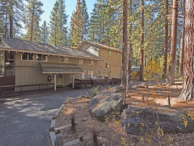 Photo for Incline Village Family Home with Large Yard