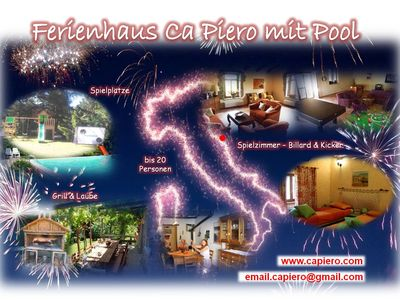Photo for Holiday house Urbino for 1 - 16 persons with 6 bedrooms - Holiday home