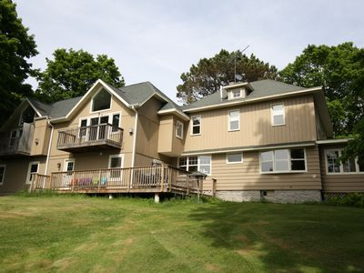 Photo for Large Home On Kangaroo Lake