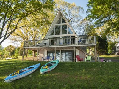 Photo for *Memorial weekend still available*  Amazing home with water toys!!!