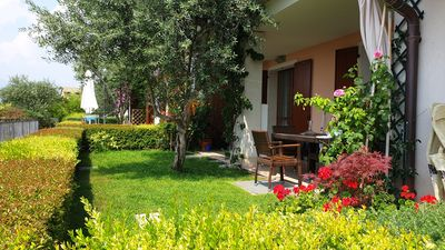 Photo for Apartment has all the comforts of Lake Garda