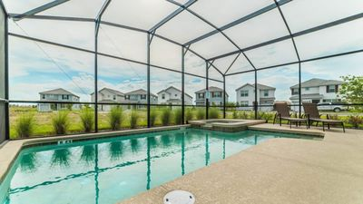 Photo for You and Your Family will Love this 5 Star Villa with Private Pool on Storey Lake Resort, Orlando Villa 1736