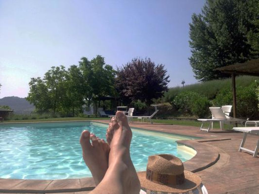 Bungalows in Todi holidays