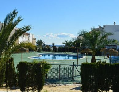 Photo for 106277 - Apartment in Vera Playa