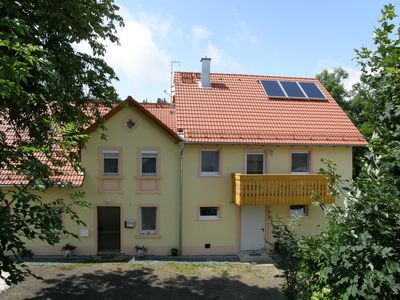 Photo for Large apartment *** - ideally embedded in the Franconian Forest -many Attractions