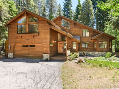 Photo for Spacious Centrally Located 3BR w/ Game Room, Fireplace, Deck & Amenity Access