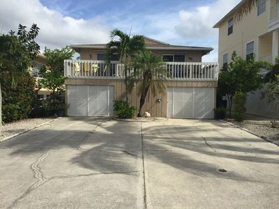 Photo for Mid-Island Apartment Across Street From Beach Access