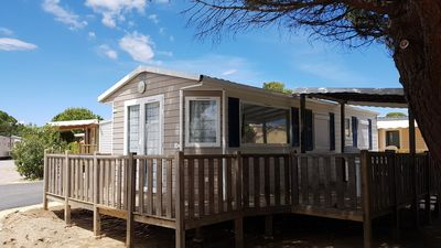 Photo for Mobil Home 4/6 pers.
