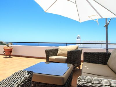 Photo for 353 Penthouse Miraflores Alto - Apartment for 6 people in Mijas Costa