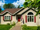 3BR House Vacation Rental in Galena, Illinois