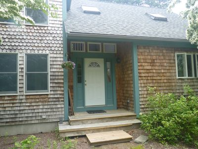 Photo for Family home in lovely Waquoit area of East Falmouth, near Mashpee Rotary