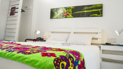 Photo for Panama city, Room Gatto Blanco in Casco Antiguo