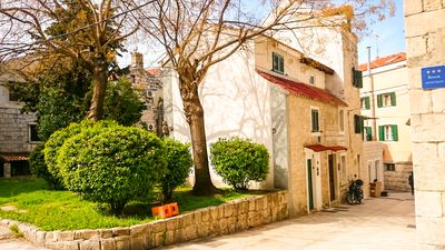 Photo for Apartment Tarino - Stone Cottage in the Centre of Split