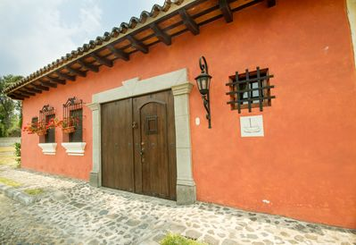 Welcome to one of the very finest colonial homes in Antigua!