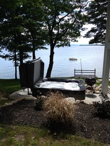 Photo for Modern Amenities! Hot Tub! Kayaks/Paddle Boards/Sail Boat/Row Boat Provided!!