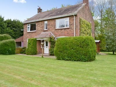 Photo for 4 bedroom accommodation in Kilham, near Driffield