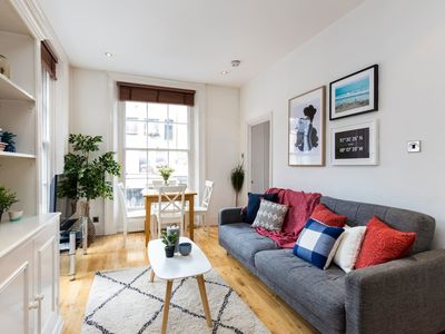 Photo for Cosy 1 bed in Covent Garden