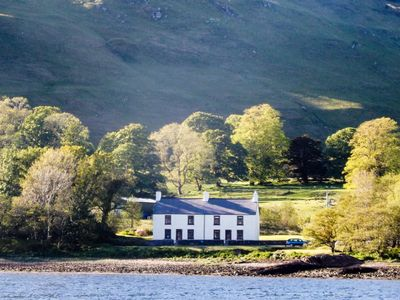Photo for Pier House Two -  Loch-side semi-detached house sleeping up to 10