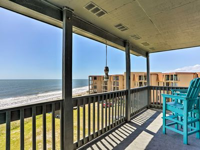 Photo for NEW-Topsail Beach Oceanfront Home w/Stunning Views