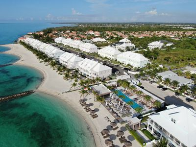 Photo for Dream holiday Bahamas - Townhome on the beach