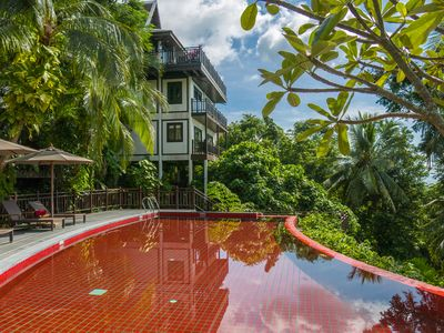 Photo for Private Villa within a 5-star branded Resort Samui